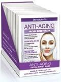 Dermactin Ts Facial Sheet Mask Anti Aging