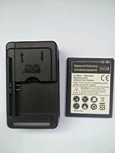 Samsung Stratosphere i405 External Dock Battery Charger + One Battery - Universal Charger