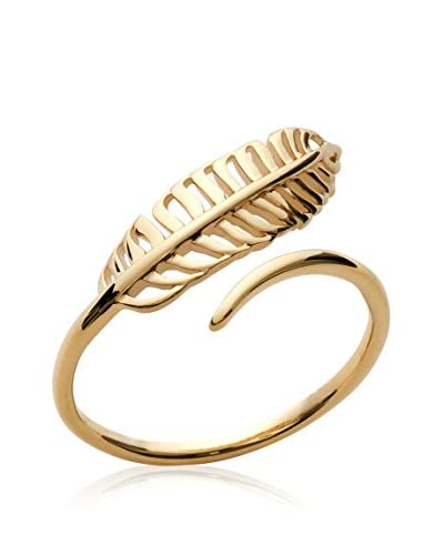 L'ATELIER PARISIEN Ring 2236700A vergoldetes Metall 18 kt