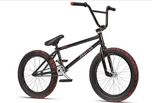 【BMX STREET】【ストリート】【20インチ】【ペグ付き】WETHEPEOPLE 2016 / JUSTICE - GLOSSY BLACK