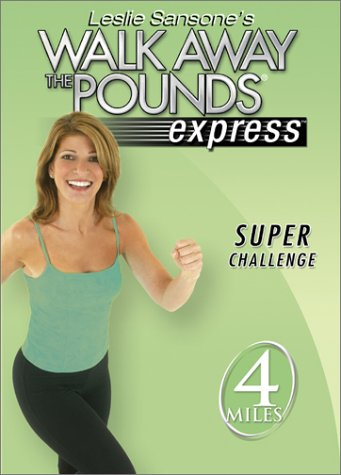 Walk Away the Lbs - Express Super Challenge [DVD] [Region 1] [US Import] [NTSC]