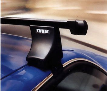 Thule Roof Bars Fits Jaguar X Type 2001 >