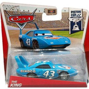 Amazon Com Disney Cars Piston Cup The King Toys Amp Games