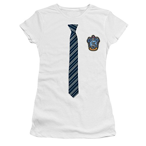 Ravenclaw House Tie and Crest T-Shirt - Harry Potter