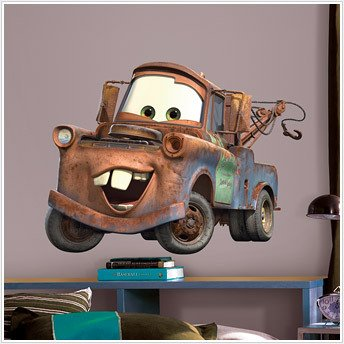 Disney Pixar Cars Bedroom Decor