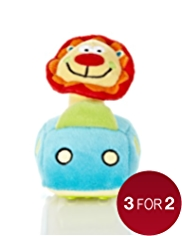 Play & Go Lion Car Toy