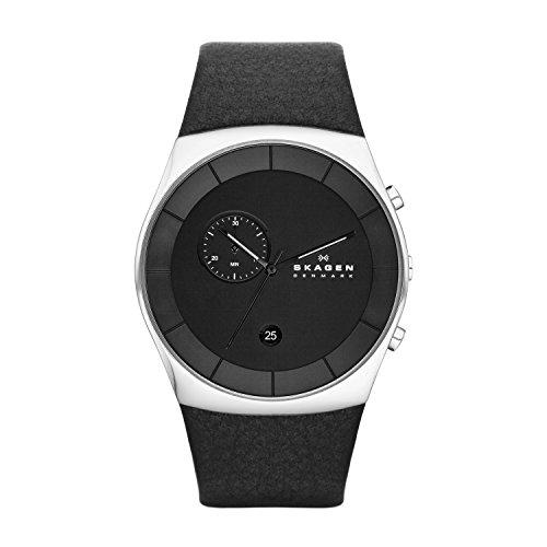 skagen-skw6070-reloj-de-pulsera-hombre-piel-color-negro