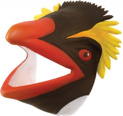Rockhopper Penguin Mask Foam