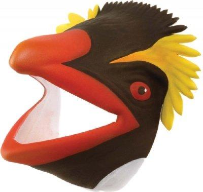 Rockhopper Penguin Mask Foam - 1
