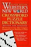 img - for Webster's New World Crossword Puzzle Dictionary - Second Edition book / textbook / text book