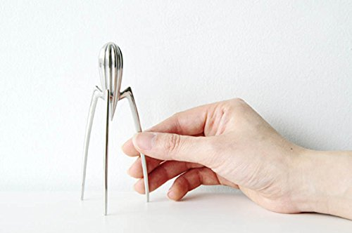 Alessi Juicy Salif, Miniature Citrus-Squeezer (PSJS M) (Alessi Juicy Salif Citrus Juicer compare prices)