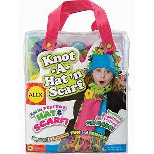 Knot a Hat'n Scarf