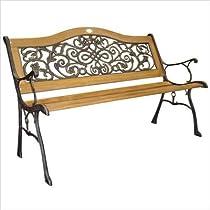 Sienna Camelback Park Bench