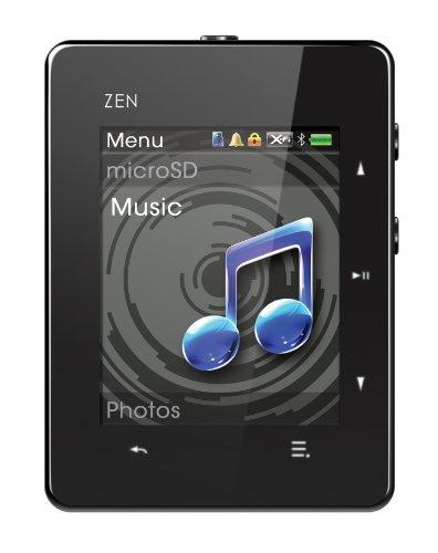【aptX対応 Bluetooth搭載】 Creative ZEN X-Fi3 8GB ZN-XF38G-GY