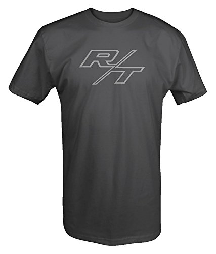 Brand New- R/T RT Dodge Mopar Charger Challenger Hemi V8 Muscle Car Logo T Shirt