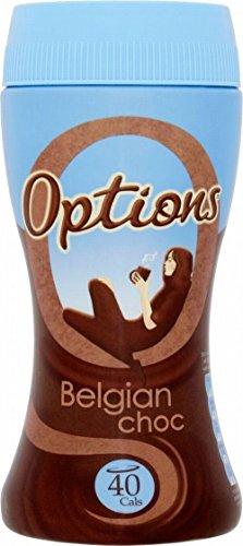 Optionen Belgischer Schokolade Instant Heiße Schokolade Trinken (220G)