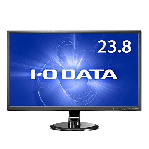 I-O DATA 23.8型ワイド液晶ディスプレイ (超解像モード、ADS広視野角パネル、フルHD、ブルーリダクション機能、スピーカー搭載、3年間保証) EX-LD2381DB