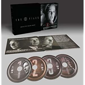 Music Review: The X-Files Original Soundtrack from the Fox