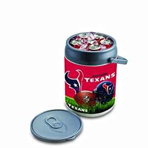 NFL Houston Texans Insulated Can Cooler by Picnic Time