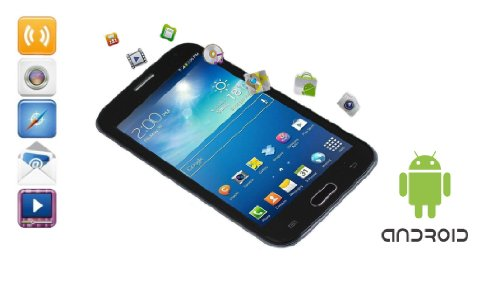 SVP S580 THE 5-inch Dual SIM Android WiFi Smart