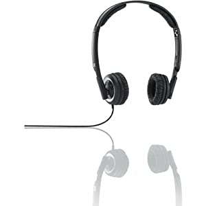 Sennheiser Px 200 II B Closed Mini Headphone with Integrated Volume Control (Black)
