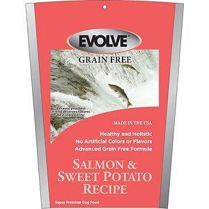 Evolve Salmon Dog Food