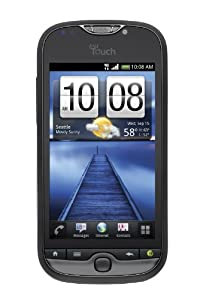 HTC myTouch 4G Mobile Phone Black - T-Mobile