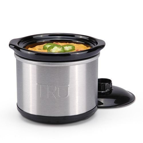 TRU Tru Stainless Steel Mini Crock .65-qt. (Personal Slow Cooker compare prices)