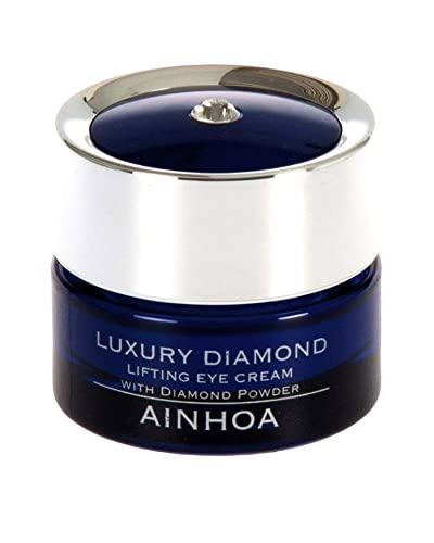 AINHOA Crema Contorno De Ojos Polvo De Diamante 15 ml