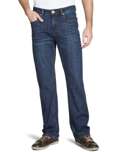 H.I.S Henry HIS102-10-3004 High Waistband Men's Jeans