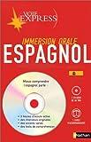 echange, troc Collectif - Voie express - Immersion orale : Pack Espagnol