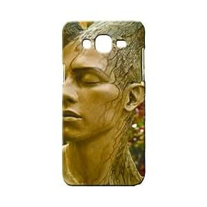 BLUEDIO Designer 3D Printed Back case cover for Samsung Galaxy A3 - G4944