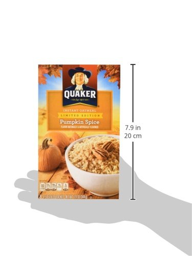 Quaker-Pumpkin-Spice-Limited-Edition-Instant-Oatmeal-8-Ct-151-oz-Packets-Pack-of-2