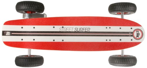 "Fiik ""Street Surfer"" Rc Electric Skateboard, Lithium Polymer Battery"
