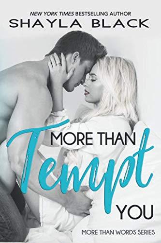 More Than Tempt You (More Than Words) [Black, Shayla] (Tapa Blanda)