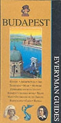 Budapest-Everyman-Guides-Everymans-Library-Staff-Mitchell-Carolyn-B-Used