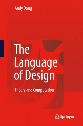 The Language of Design: Theory and Computation [Dong, Andy An-Si] (Tapa Dura)