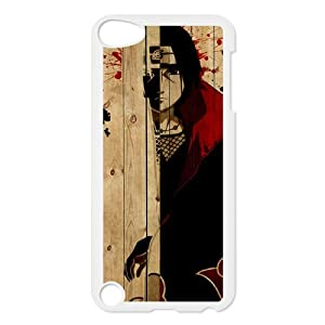 Cool Uchiha Itachi For IPod Touch 5th Black or White Durable Plastic Case-Creative New Life