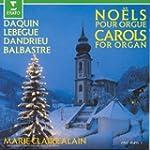 Carols pour orgue