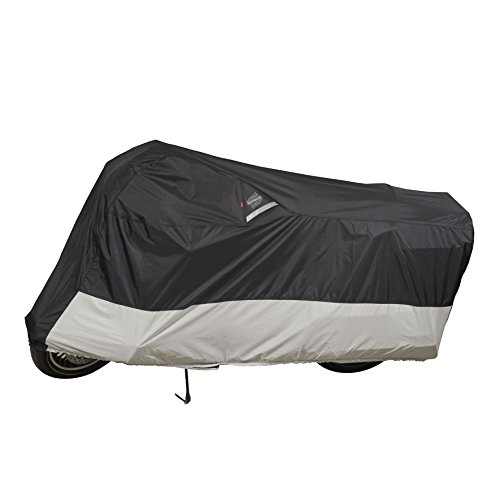 Dowco 50004-02 Guardian WeatherAll Plus Motorcycle Cover, Black - XL (Motorcycle Cover All Weather compare prices)