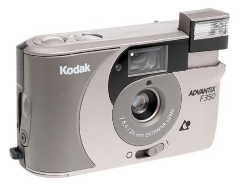 New Kodak F350 Advantix APS Camera