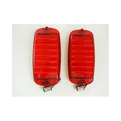 1960 - 1966 Chevy Truck Fleetside LED StopTurn Tail Lights / 1961 62 63 64 65 (1966 Chevy Truck compare prices)