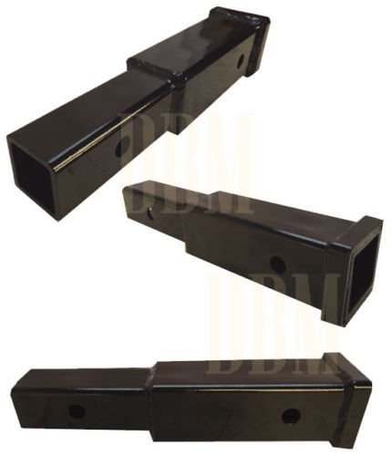 8-Hitch-Extension-Receiver-2-Extender-58-Pin-Hole-500-LBS-Capacity-by-Generic