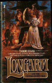 Longarm 061: Custer City (Longarm)