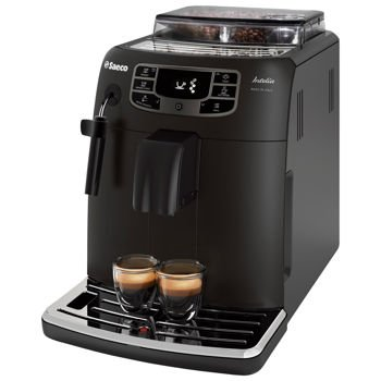 Saeco Intelia Focus EVO2 Deluxe Super Fully Automatic Espresso Machine HD8758/57