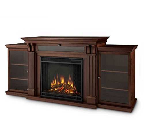 Purchase Real Flame Real Flame Ashley Entertainment Center Electric Fireplace - Dark Espresso, Powde...