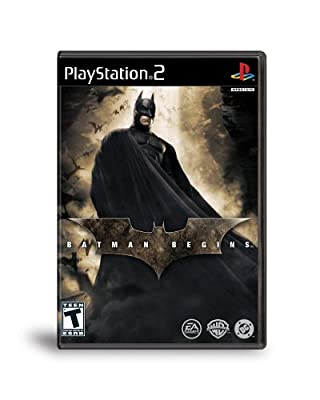 Batman Begins - PlayStation 2