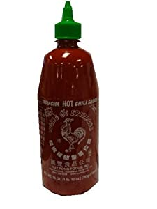 Huy Fong - Sriracha Hot Chili Sauce (Net Wt. 28 Oz.) by Huy Fong