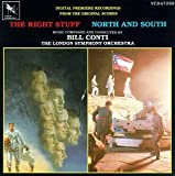 The Right Stuff (1983 Film) / North And South (1985 Television Mini-Series) [2 on 1]