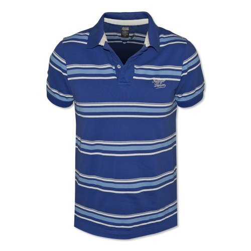 Tommy Hilfiger Mens Pando Polo Saphire Blue Sapphire Medium